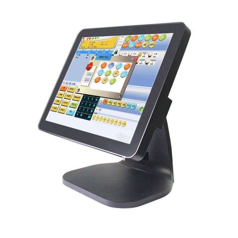 Metal Shell Retail Point Of Sale Retail Pos System Cash Register High Definition