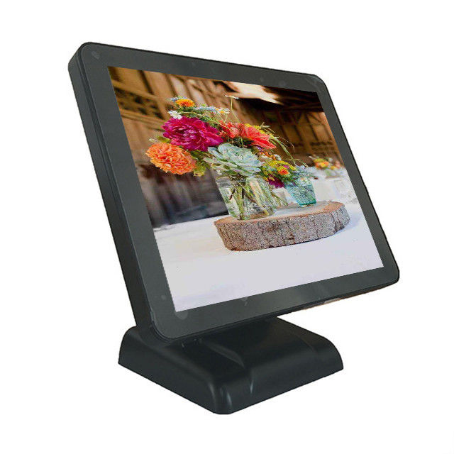 Capacitive Touch Screen Pos Cash Register TFT LED With Adjustable Stand