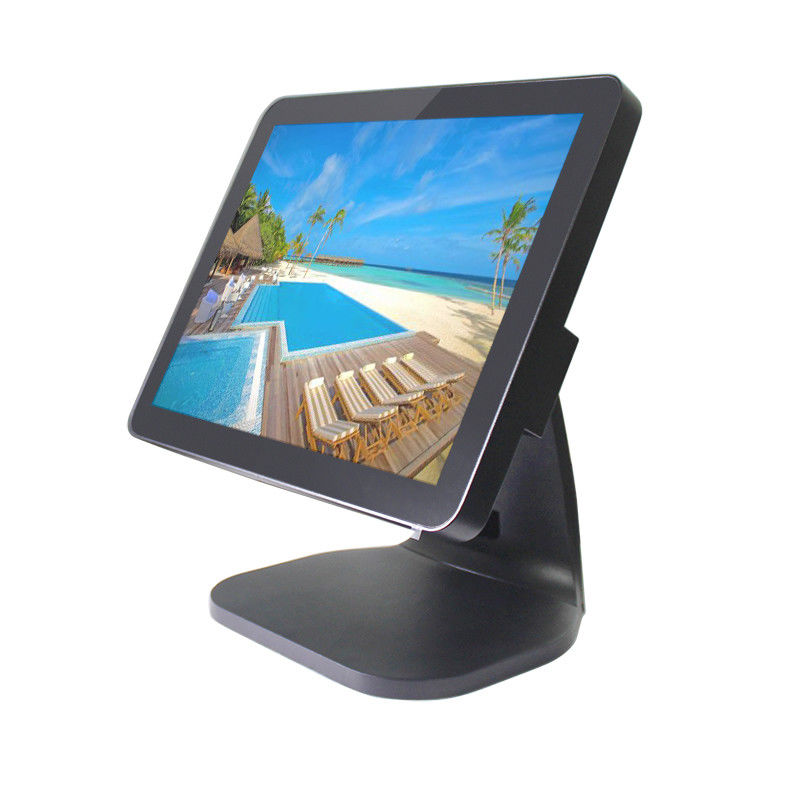400 CD / M2 Point Of Sale Systems , 10 - Ponits Capacitive Android Pos Device