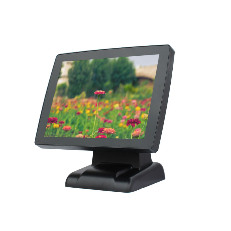 Touch Screen Windows Pos System Full Flat Waterproof For Supermarket Or Store