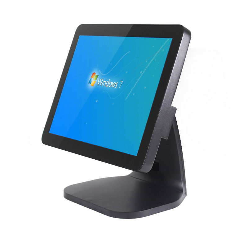 400cd/㎡ Brightness All In One POS A5 Black Cash Register 50-60Hz For Restaurant